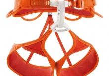 Petzl arnés Sama naranja (talla L)